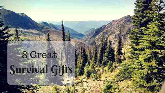 8 Great Survival Gifts