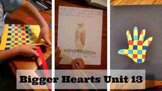 Bigger Hearts Unit 13