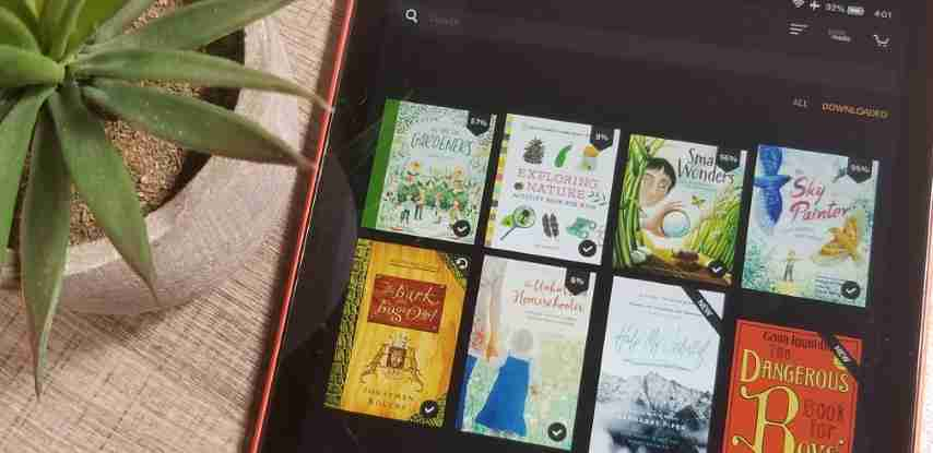 Best Kindle Unlimited Books for kids