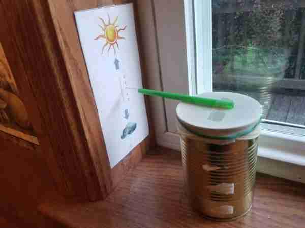 DIY Homemade Barometer